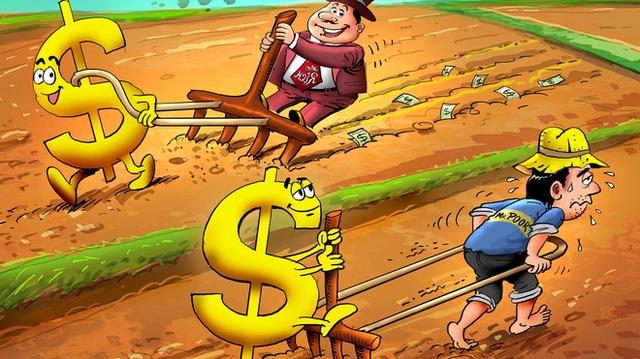 sự khác biệt của người giàu và người nghèo